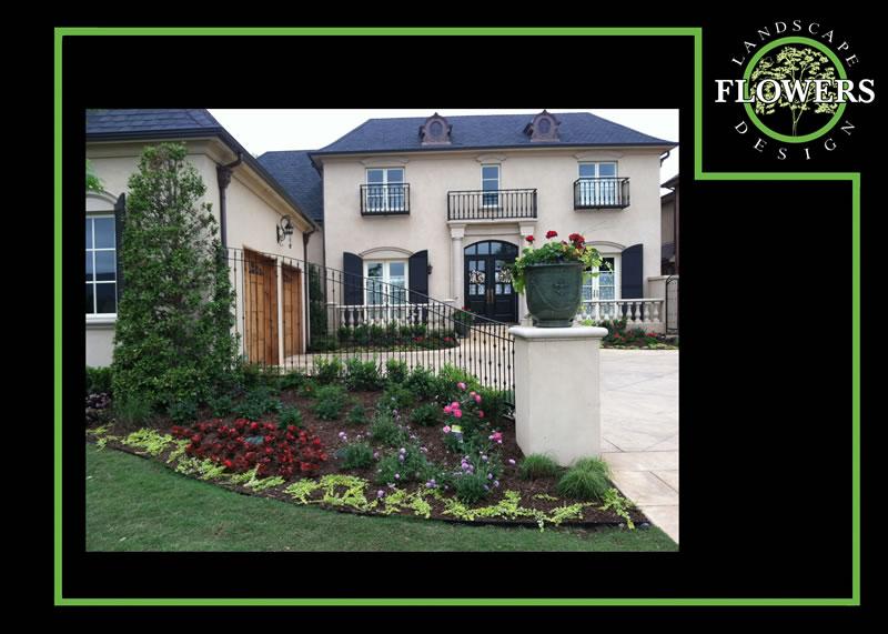 Home flowers landscape edmond oklahoma city for Landscape design okc